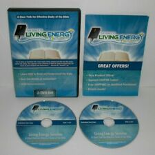 The Bible Is Living Energy, Are You Plugged In? 2-DVD Set How to Read Understand