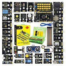 Mega Controller Board Sensor Electronic Learning Kit V20 37 In 1 Module Arduino
