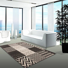 Wohnraum-Flickenteppiche mit Patchwork-Muster