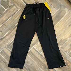 ASU Arizona State Track Pants Nike Fit Dry - Kids Size XL