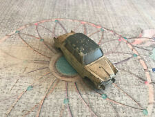 Ancienne Voiture Miniature Dinky Toys Grande Vue Fiat 1200 Meccano France Epave