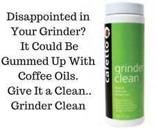 Cafetto Coffee Espresso Grinder Burr Cleaner 430gms Mazzer Quarmar  Isomac +