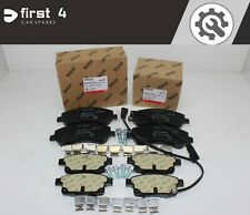 BRAND NEW GENUINE FORD TRANSIT MK7 2006-2014 FRONT & REAR BRAKE PADS DP15