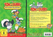 DVD TOM UND JERRY THE CLASSIC COLLECTION VOL. 6 06 TV-Kult 13 Cartoon-Klassiker