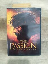 The Passion Of The Christ (Dvd, Mel Gibson Film, 2004, Fs, Jim Caviezel) W/Case