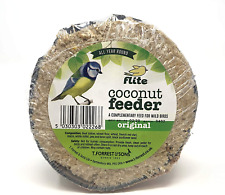 TailWagger Treats x20 Flite Suet Coconut Filled Halves, High Energy Premium Coco