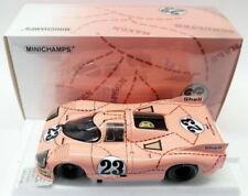 Modellini statici di auto da corsa in edizione limitata pressofuso per Porsche