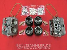VW Käfer T1 T2 Bus Typ1 1600 ccm Bleifrei Kolben Zylinder Überholsatz