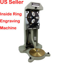 Manual Inside Ring Engraving Machine Letter A-Z Number 1-9 Jewelry Tools