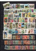 371 timbres Italie bon lot