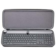 XANAD Hard Travel Carrying Case for Logitech CRAFT Wireless Keyboard Storage Bag