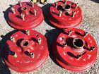 MGTD Front And Rear brake drums Used In Good Condition No Ridges Comes With Nuts