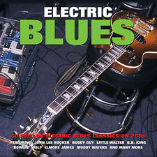 Electric Blues - 40 Full On Electric Blues Classics (2CD) NEW/SEALED