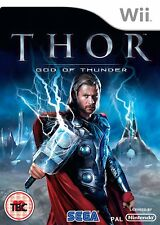 THOR: God Of Thunder Nintendo Wii PAL Brand New