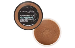 Maybelline New York Pure Mineral Foundation - Loose Powder - -93 Sienna