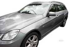 DME23289 Wind Deflectors MERCEDES E CLASS W212 ESTATE 2009-2016 4pcs HEKO TINTED
