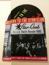 'RETURN TO THE STAR-CLUB' 2016 UK 'Mojo' Compilation Promo CD - Chuck Berry