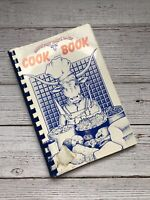 Vintage North Fort Worth Bank Cookbook 1980's Housewife Texas Recipes Tex Mex