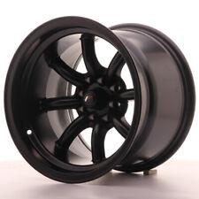 Japan Racing JR19 Alloy Wheel 15x10.5 - 4x114.3 / 4x100 - ET-32 - Black