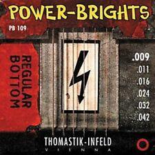 Thomastik-Infeld Powerbright Regular Bottom 09-42 Electric Guitar Strings PB109