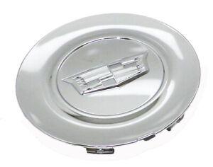 23432314 OEM Wheel Center Chrome Cap 2015-2021 Cadillac Escalade 23432315