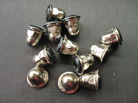 12 pcs NORS moulding clip acorn nuts neoprene sealer fits Chevy & GMC van truck