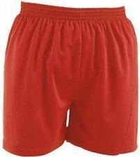 "Stanno Universal Mens Shorts Red Size Medium 32""/34"""