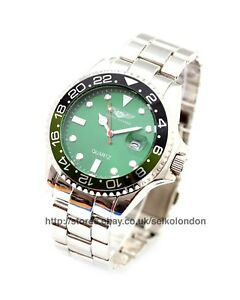 Torenzo Giovanni Submariner Gents Watches - Various Colours