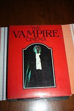 THE VAMPIRE CINEMA - 2ND EDITION(1978) - DAVID PIRIE IS IN VERY GOOD CONDITION!!