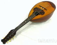 Japan Tokusei bowlback solid Spruce top rosewood Mandolin,hard case, OJMN58