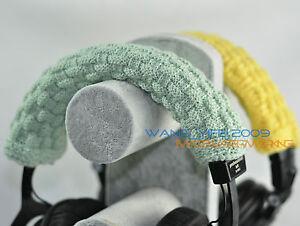 Pure Wool Headband Cushion For HD515 HD555 HD595 HD518 HD558 PC360 Headphones