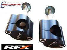 RFX Barra Abrazaderas adaptadores STD barras fatbars pro forma cónica kawsaki KXF250 450 04-07