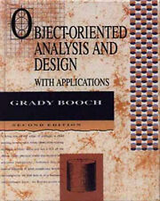 Object Oriented Analysis and Design with Applications (OBT), Booch, Grady | Hard