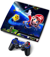 Happybird vinyl skin sticker for playstation PS3 S Slim-M028