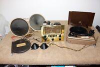 Vintage Magnavox Cosmopolitan 156H console parts set