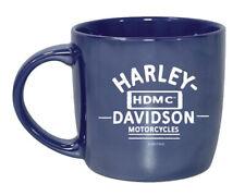 HARLEY-DAVIDSON® BLUE CITY LUSTRE SHINY COFFE MUG 3CLM4925