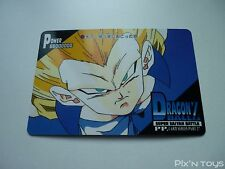 Carte originale Dragon Ball Z PP Card N°1087 Prism Soft / 1994 Made in Japan
