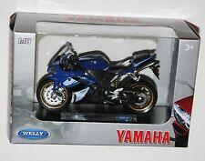 Welly - '08 YAMAHA YZF-R1 - Motorbike Model Scale 1:18