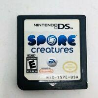 Spore Creatures (Nintendo DS, 2008) - Cartridge Only, Authentic