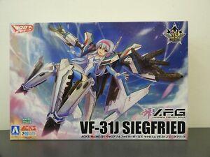 AOSHIMA, MACROSS, VF-31J SIEGFRIED, VARIABLE FIGHTER GIRLS MODEL KIT, Item MC-01
