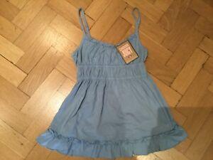 Novo Feminino Roupas Maternidade Vestido Curto Preto Novo com etiquetas Liz Lange Tamanho Xs