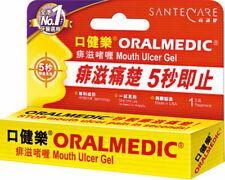 Oralmedic Mouth Ulcer Treatment Gel Stick