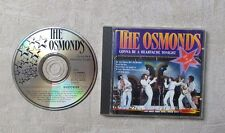 "CD AUDIO MUSIQUE / THE OSMONDS ""GONNA BE A HEARTACHE TONIGHT"" 12T CD COMPILATION"