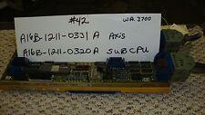 W. A. Whitney 3700 Fanuc Board A16B-1211-0331 A  W.A. Whitney Drive