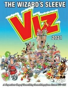 The Wizard's Sleeve Viz 2021