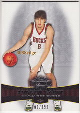 2006-07 TOPPS TRIPLE THREADS #16: ANDREW BOGUT #/899 BUCKS/WARRIORS/LAKERS/CAVS