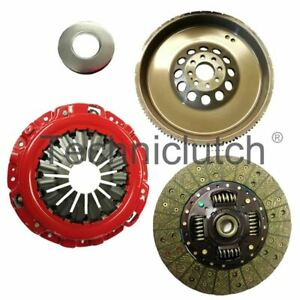 STAGE 2 CLUTCH KIT, LIGHTENED AND BALANCED FLYWHEEL FOR A NISSAN 350Z COUPE