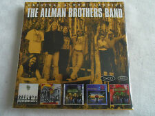 CD COFFRET ORIGINAL ALBUM CLASSIC  THE ALLMAN BROTHERS BAND