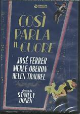 Così parla il cuore (1954) DVD