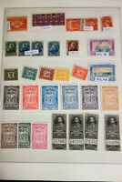 Canada Revenue Stamp Mostly Mint Collection Early Rare